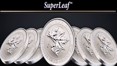 Monex SuperLeaf Precious Metals