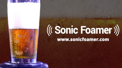 Sonic Foamer Crowdfunding Video